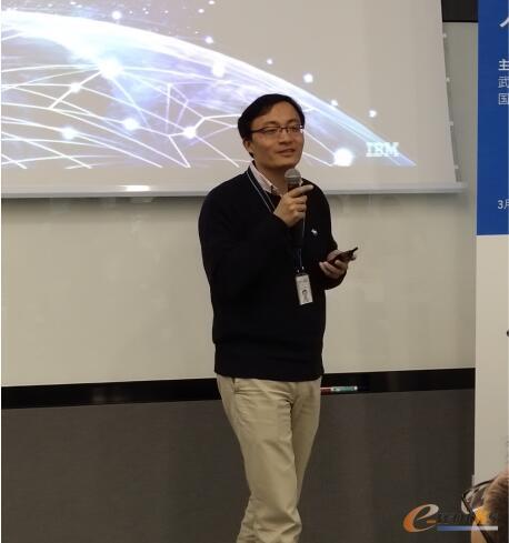 IBM中国研究院上海分院总监朱俊