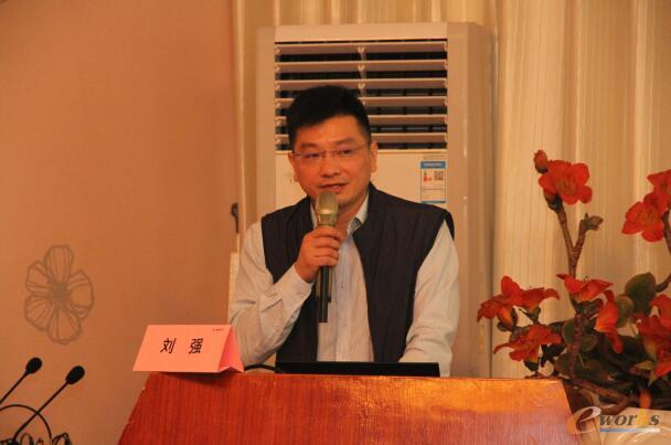 广东工业大学教授、博士生导师兼广东省制造业信息化专家组成员刘强