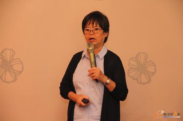 广东工业大学教授,硕士生导师苏平