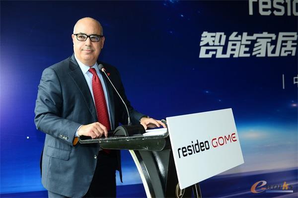 Resideo全球首席沟通官 Dean Acosta