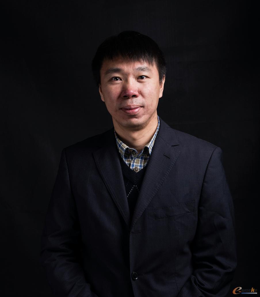 中望软件常务副总经理刘玉峰