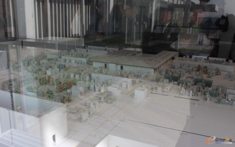 Festo Scharnhausen工厂3D模型