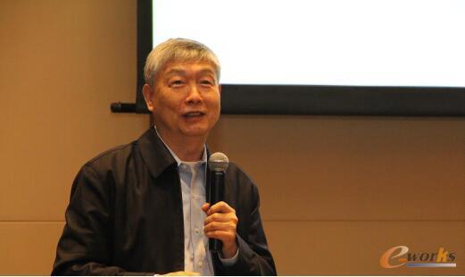 李培根院士发表主旨演讲