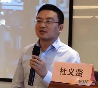 广东利元亨研究院院长 杜义贤博士