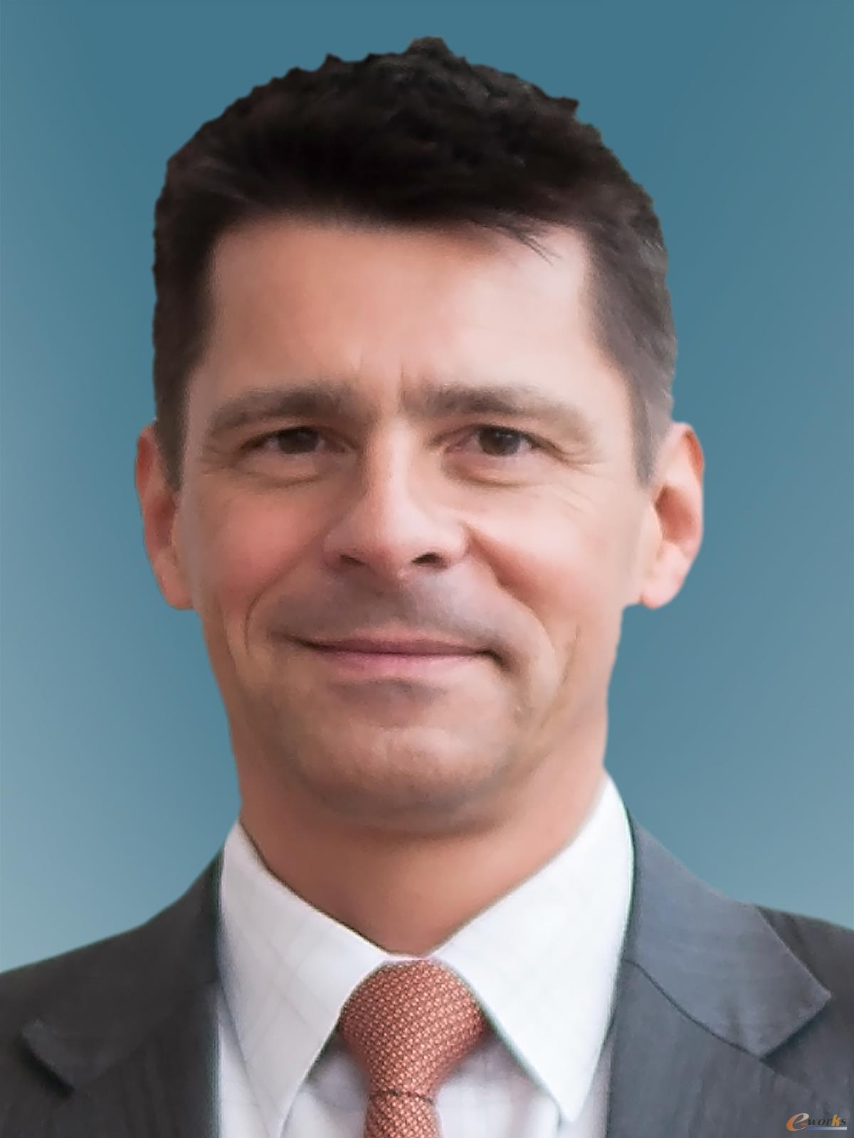 西门子PLM事业部战略副总裁Stefan Jockusch先生