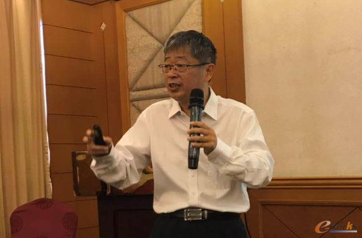 APSS高级计划与排程协会会长蔡颖