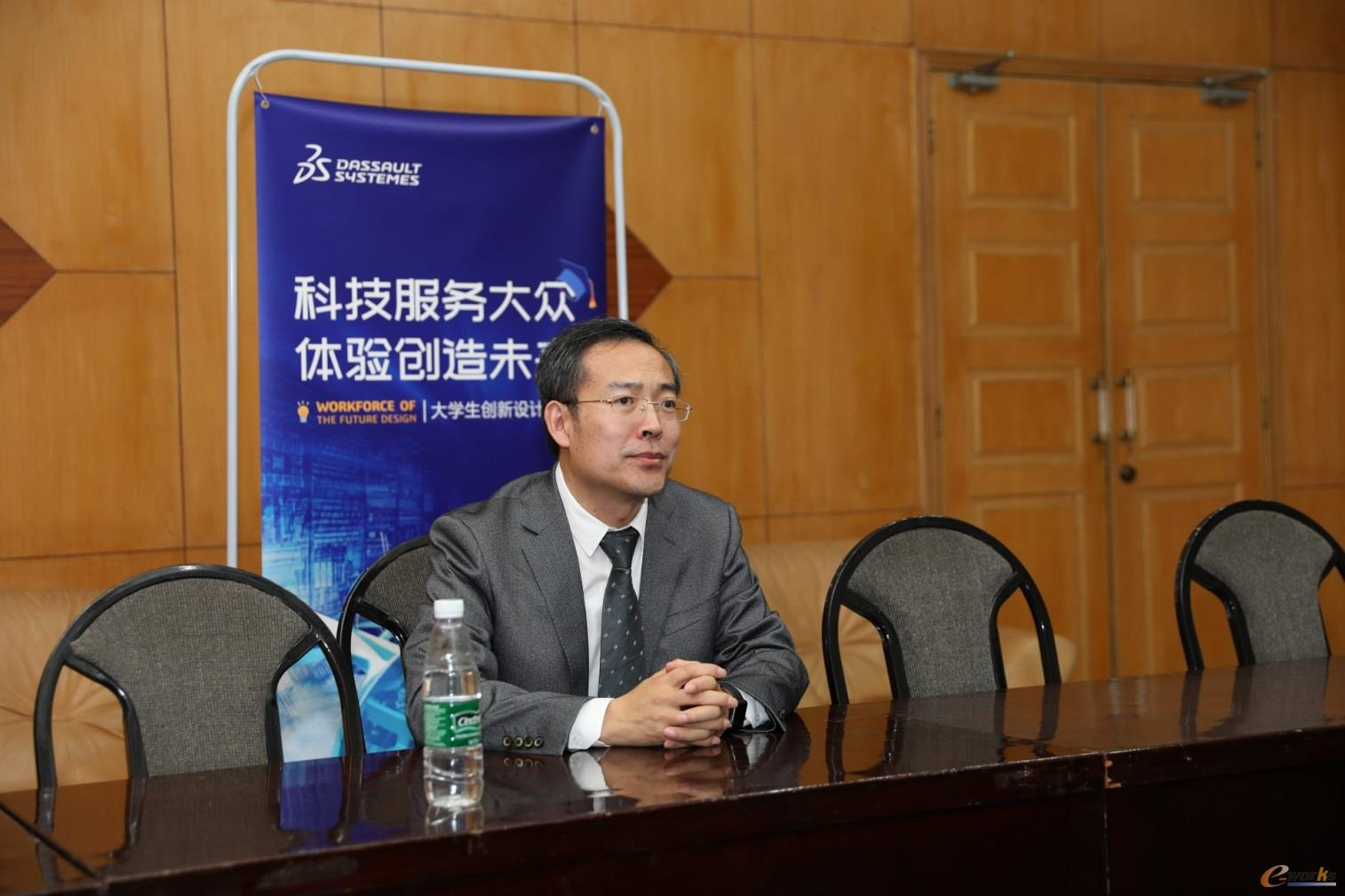 达索系统大中华区渠道事业部技术总监冯升华博士