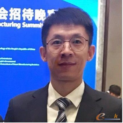 中国西电集团西高院智能制造工程设计所所长史亚斌