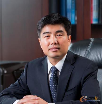 江苏徐工信息技术股份有限公司创始人、CEO张启亮
