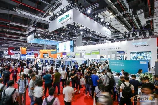 西门子亮相2019中国国际工业博览会