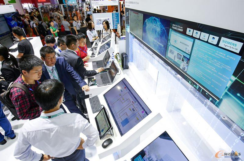 西门子在2019工博会展示面向未来的创新型DCS系统SIMATIC PCS neo