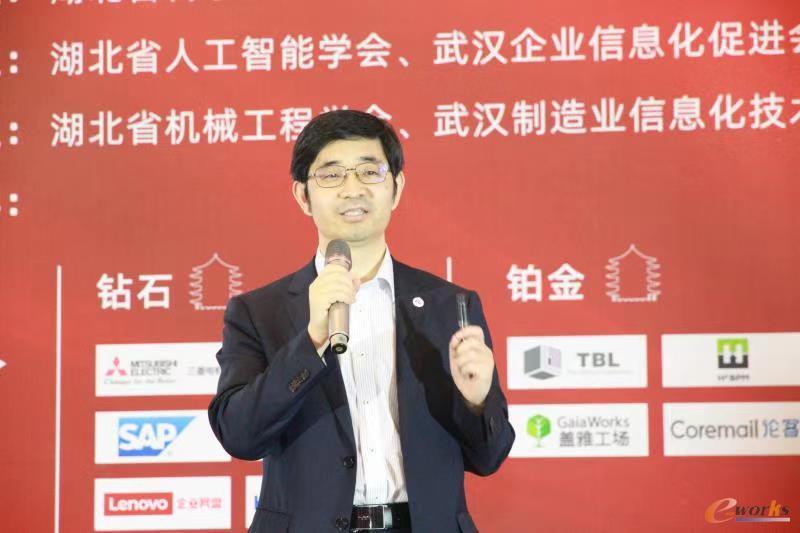富士康工业互联网董事长 李军旗