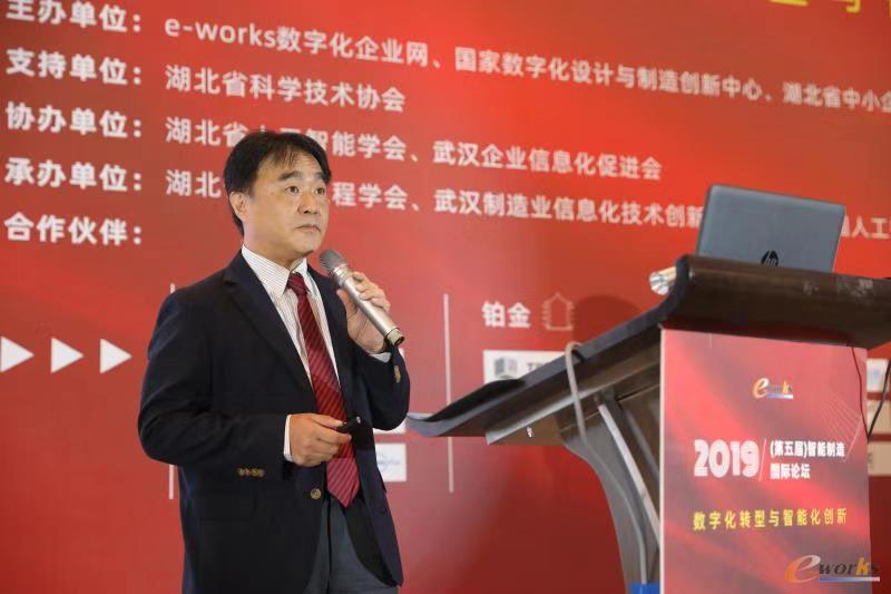 三菱电机(中国)有限公司董事兼副总经理 颖川刚志