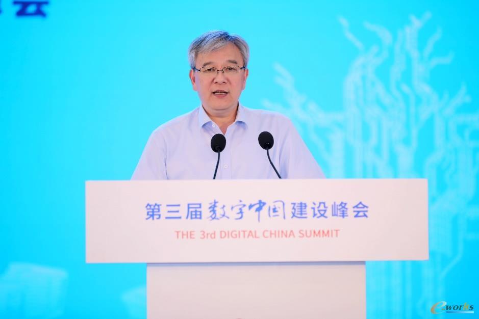 中控科技集团创始人、宁波工业互联网研究院创始人、院长诸健教授