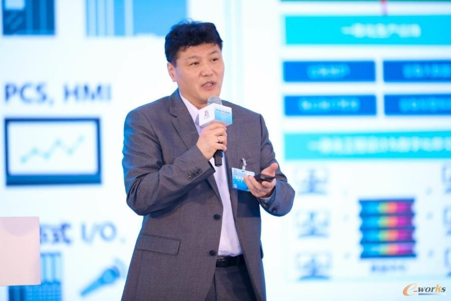 西门子(中国)有限公司数字化工业集团副总裁兼过程自动化事业部总经理姚峻
