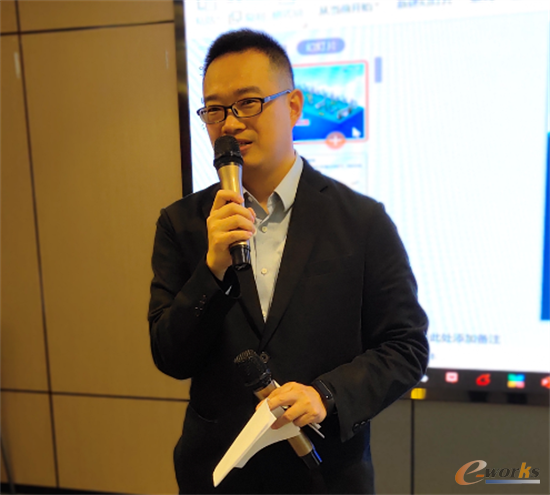 南京制信制造技术有限公司执行总经理 陶亚宁