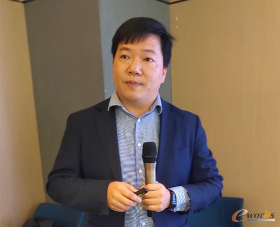 武汉恒力华振科技有限公司CEO 刘涛博士