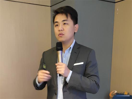 无锡微茗智能科技有限公司总经理 魏振南