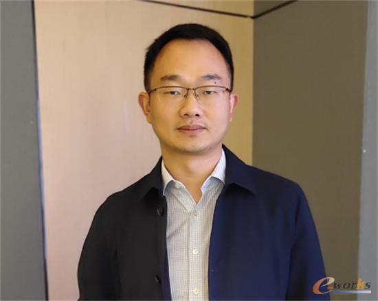江苏西格数据科技有限公司总经理 余世阁