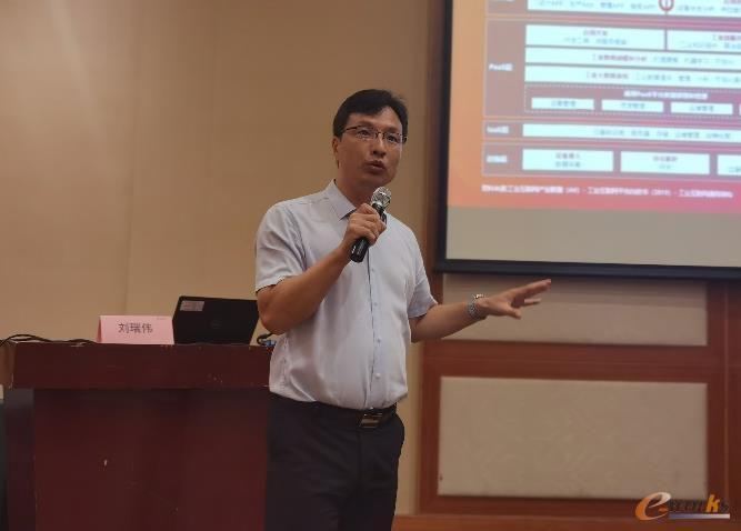 罗克韦尔大中华区技术团队负责人 刘瑞伟