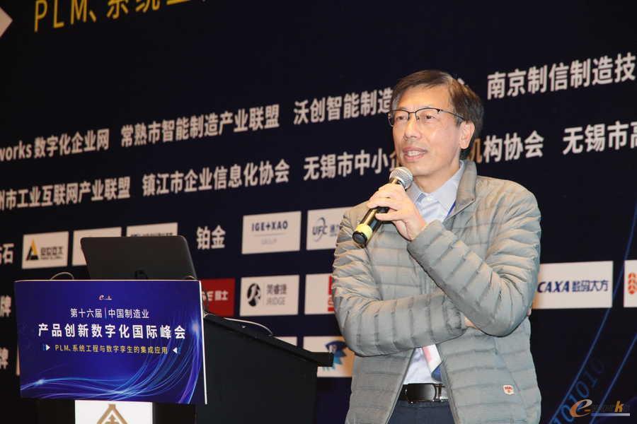 东风汽车集团有限公司技术中心部长林斯团