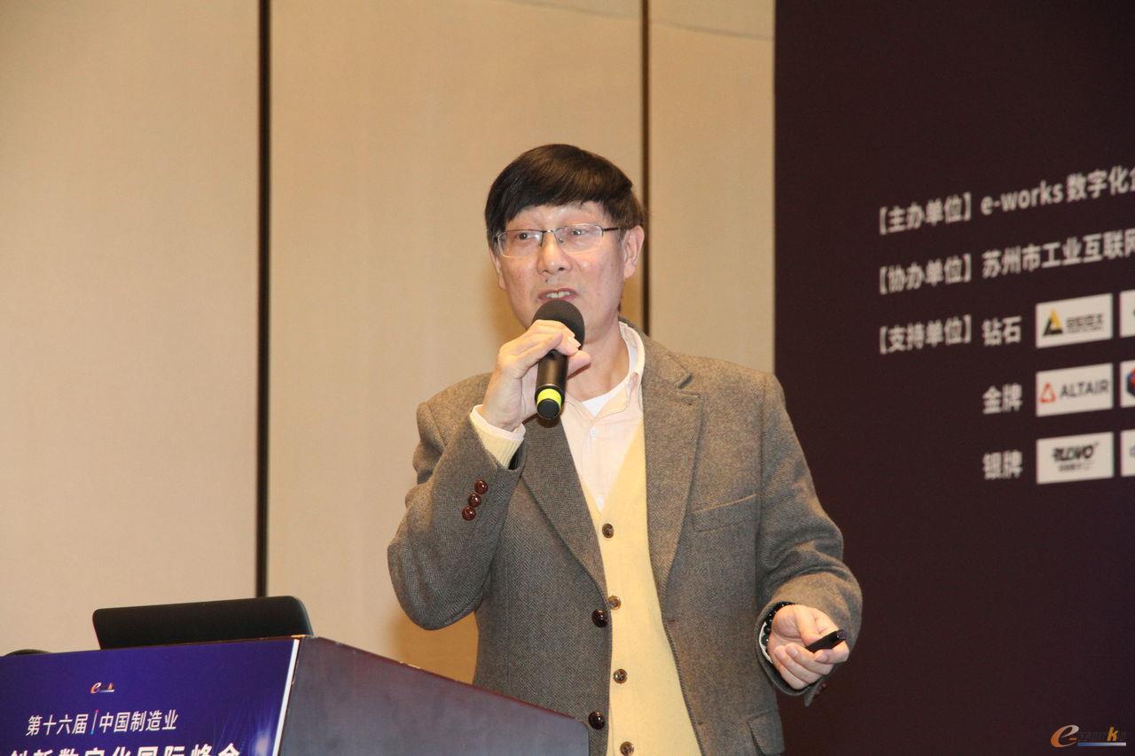 宁波大学海运学院博导、国家特聘专家陈振雷