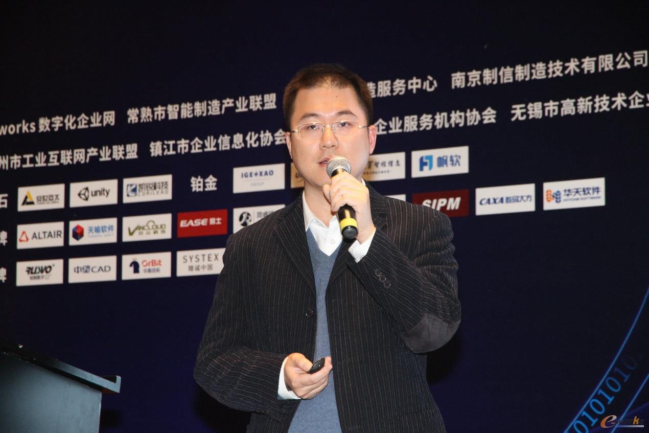 克诺尔集团亚太区PLM负责人谷维亮