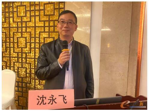 Zebra斑马技术公司高级技术顾问沈永飞