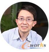 王昱皓:工学博士,担任仿真实施开发部技术总监