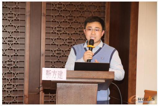 南京埃斯顿自动化股份有限公司智能产线设计技术主管靳方建