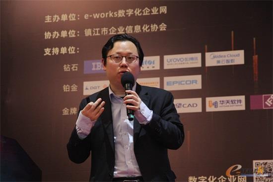 正泰集团股份有限公司首席信息官潘睿刚