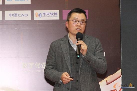 苏州通润驱动设备股份有限公司CIO许宏