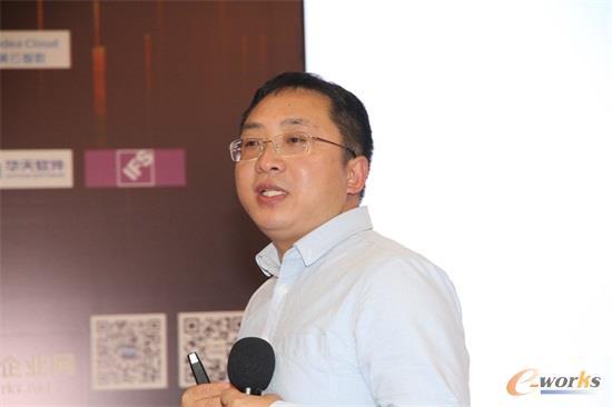 德国代傲集团自动化与数据分析经理谢健