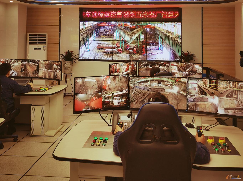 天车远程控制系统