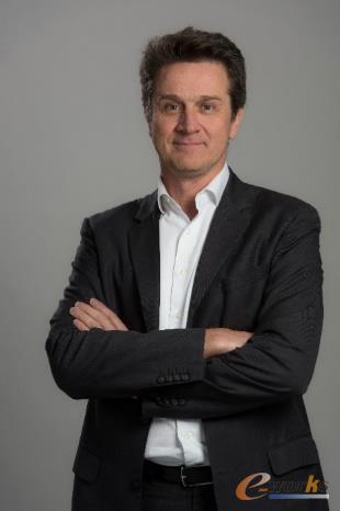 施耐德电气能效管理业务、全球执行副总裁Philippe Delorme