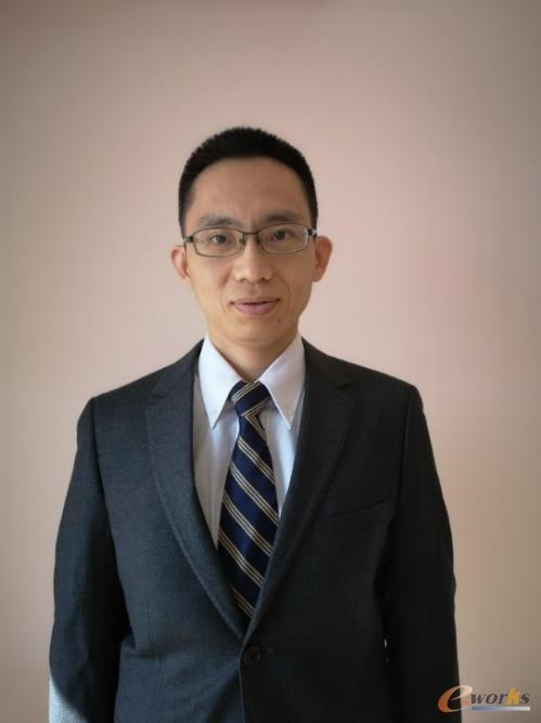 SOLIDWORKS华北区技术经理 安锐明