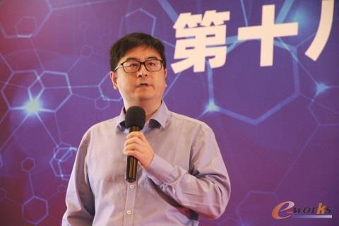 晶科能源CIO王伟