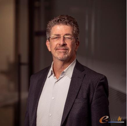 AVEVA剑维软件研究与开发负责人Andrew McCloskey