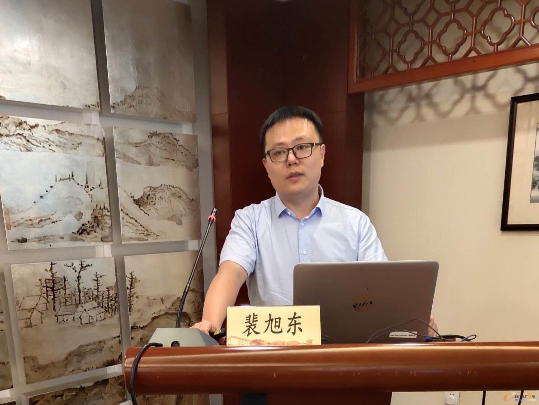三菱电机e-F@ctory 推进统括部精益生产专家裴旭东