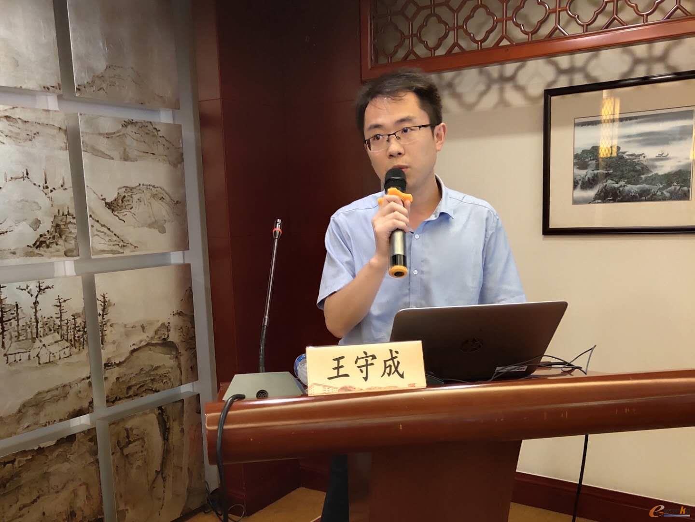 三菱电机e-F@ctory 推进统括部智能制造经理王守成