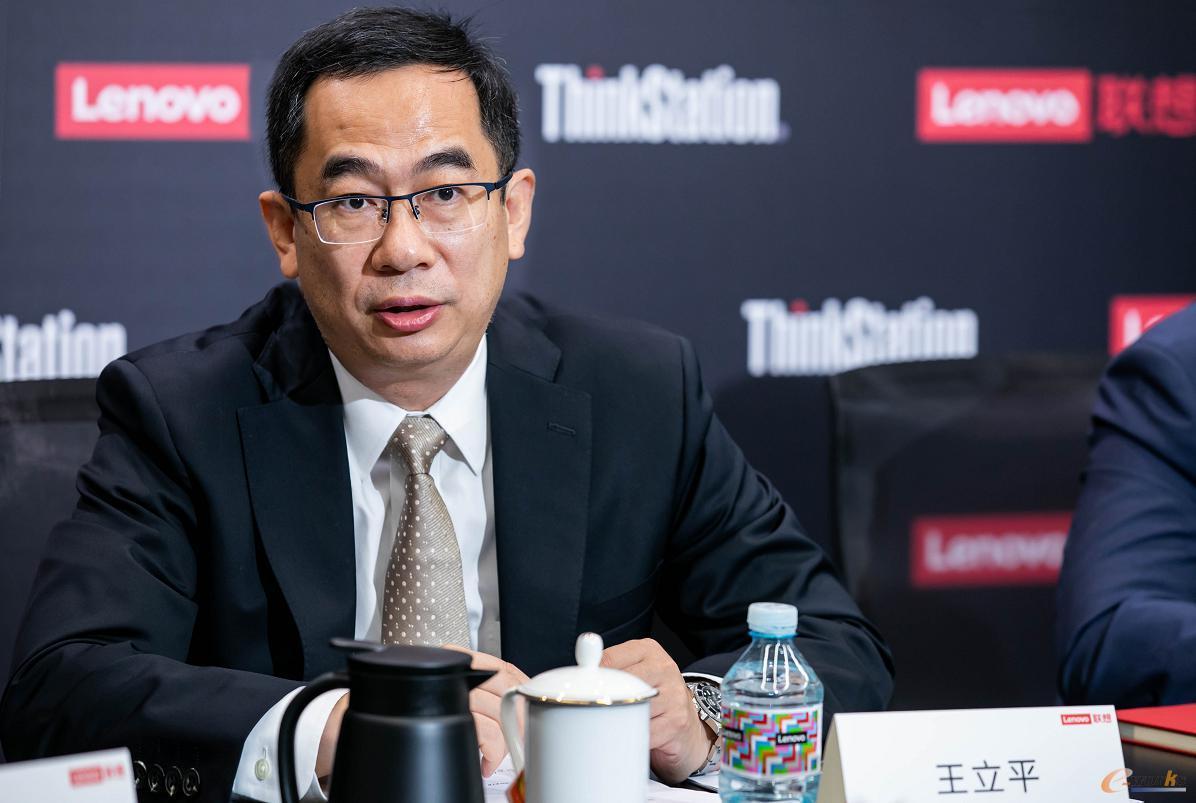 联想中国区大客户业务总经理王立平