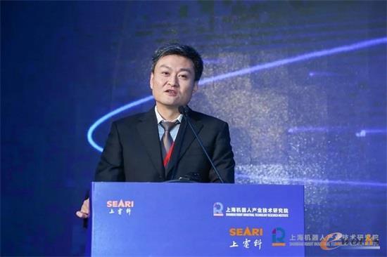 上海市科学技术委员会副主任王晔