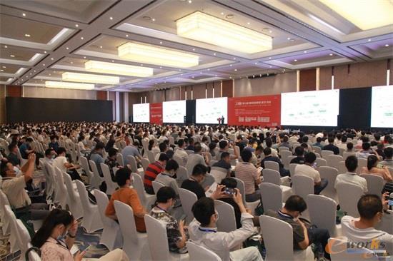 第六届国际智能制造武汉论坛盛况