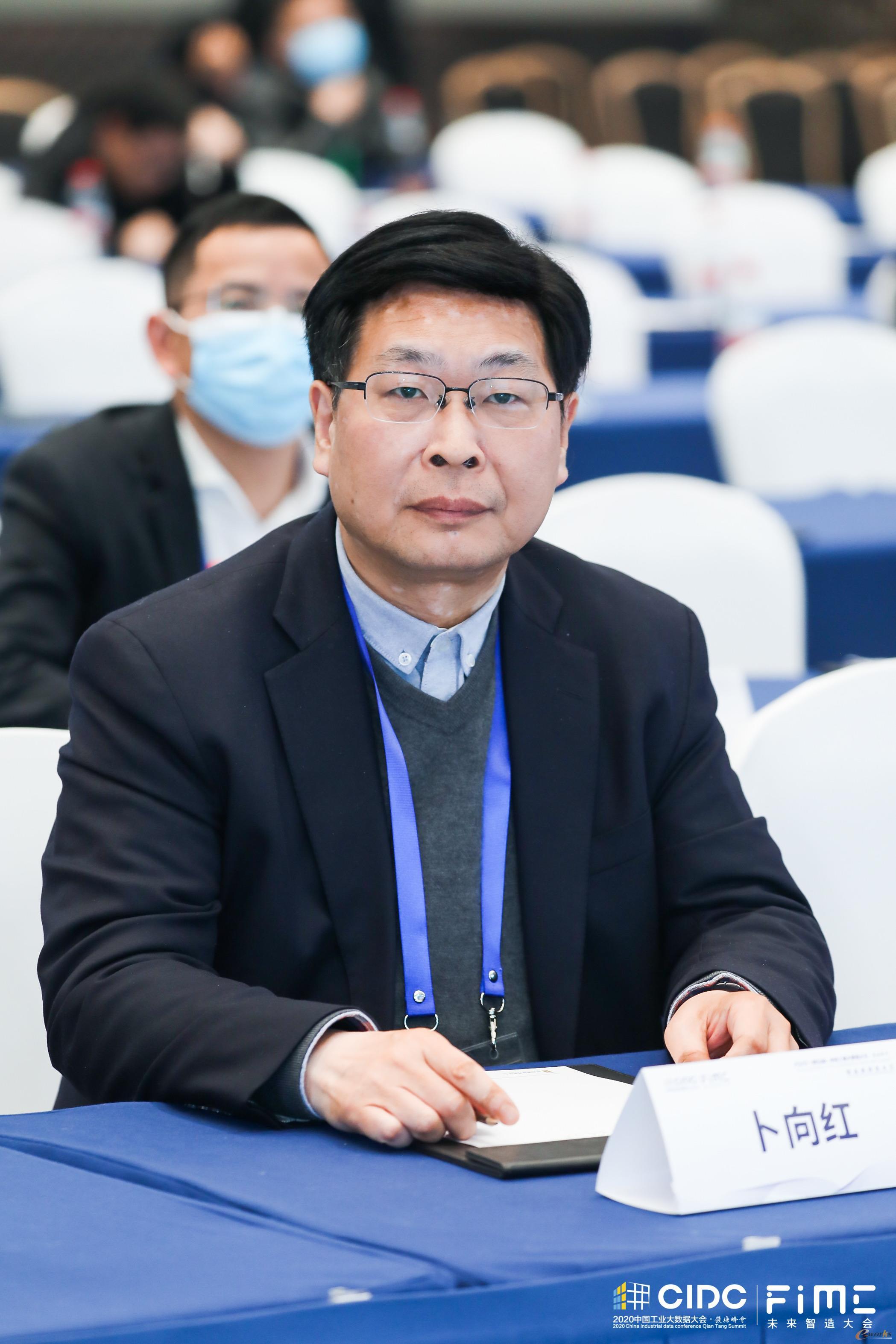 杭州优海信息系统有限公司董事长兼总经理卜向红
