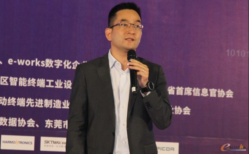 广东利扬芯片测试股份有限公司张亦锋