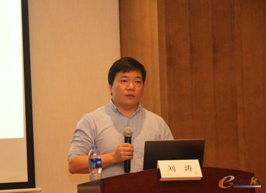 图3 武汉恒力华振科技有限公司CEO刘涛