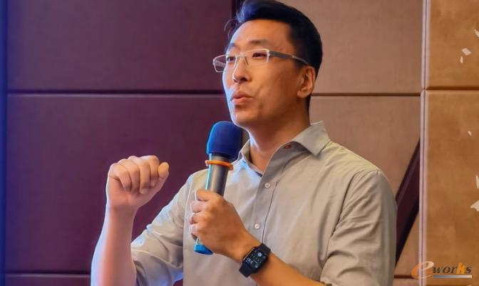 视研智能联合创始人& CEO 李争