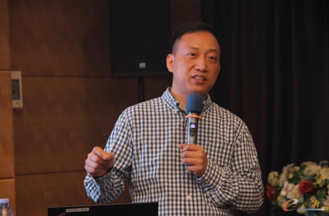 MathWorks中国区CES行业经理陈晓挺