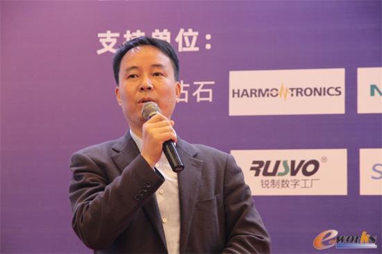 天合光能股份有限公司集团IT负责人朱加川