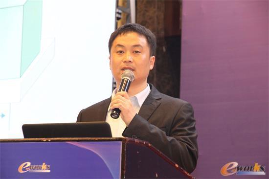 长城汽车股份有限公司泰州分公司IT部部长赵博镇